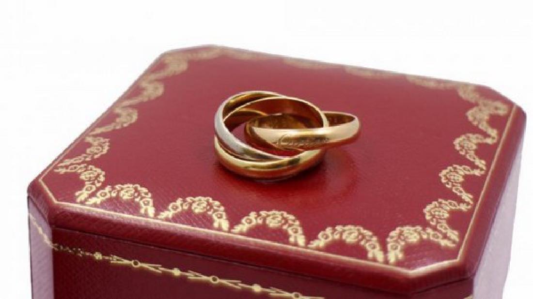 Cartier Trinity de Ring Classic