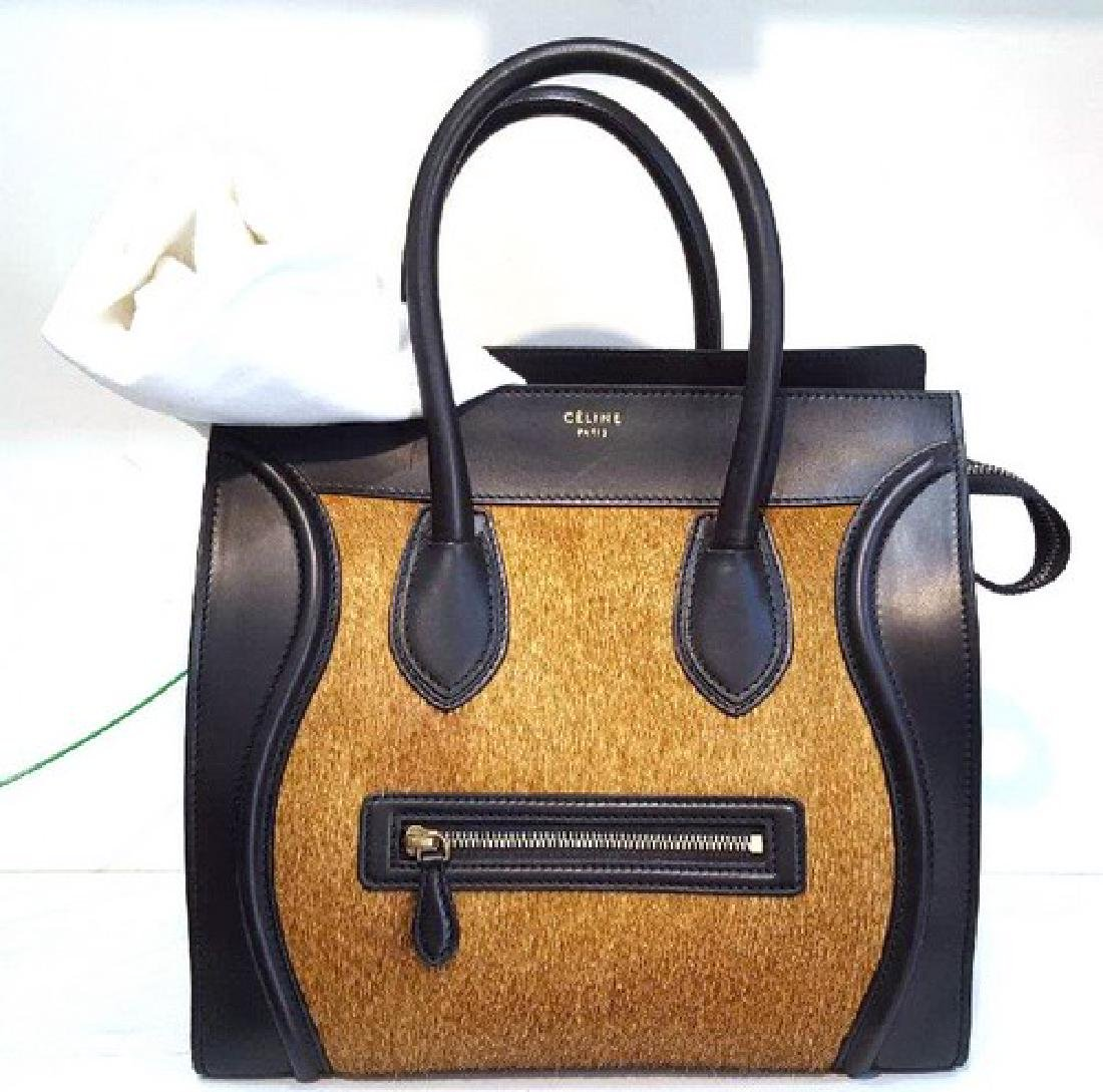 Celine Handbag Pony Tail