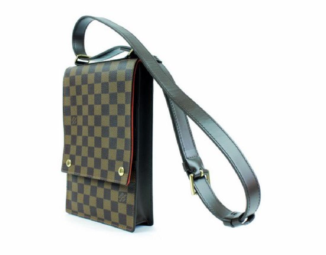 LOUIS VUITTON DAMIER PORTOBELLO CROSSBODY SHOULDER