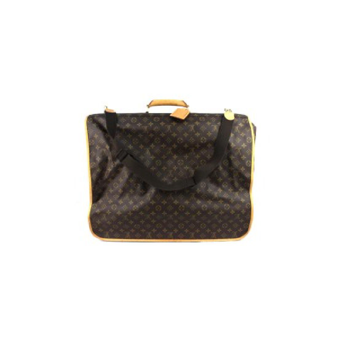 Louis Vuitton Travel Garment Bag Monogram