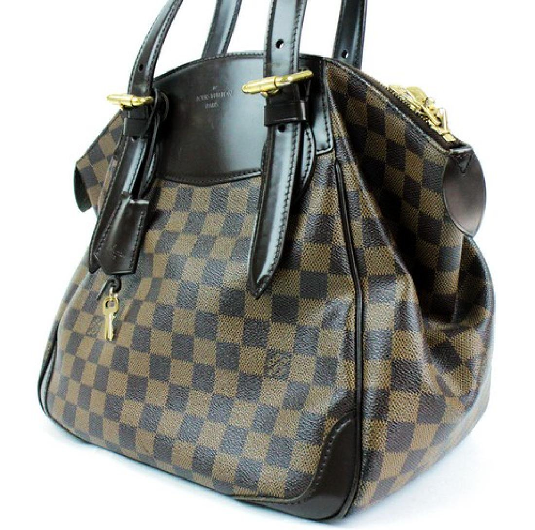 Louis Vuitton Verona Handbag Damier Gm Brown ToteBag