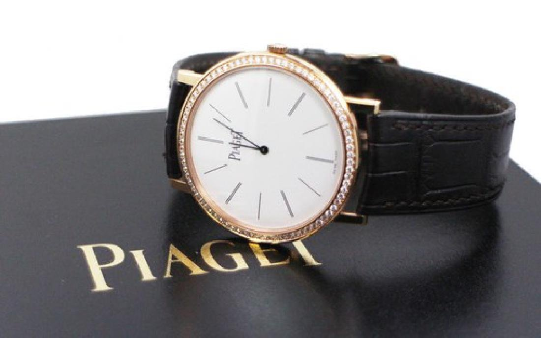 Piaget Altiplano Watch Box & Papers