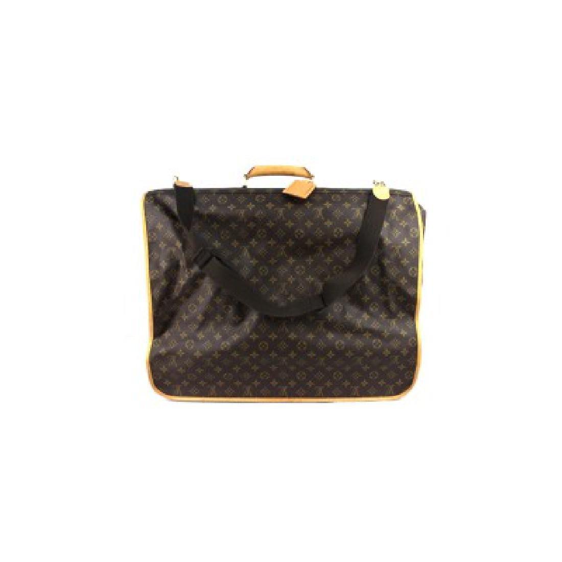 Louis Vuitton Travel Garment Bag Monogram