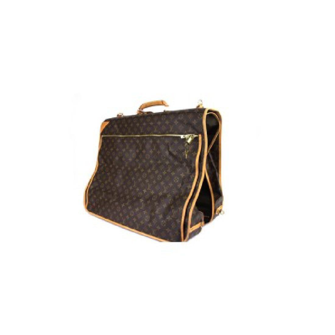 Louis Vuitton Travel Garment Bag Monogram - 3