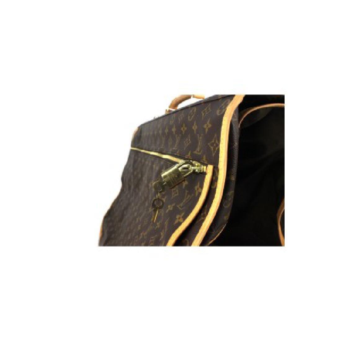 Louis Vuitton Travel Garment Bag Monogram - 4