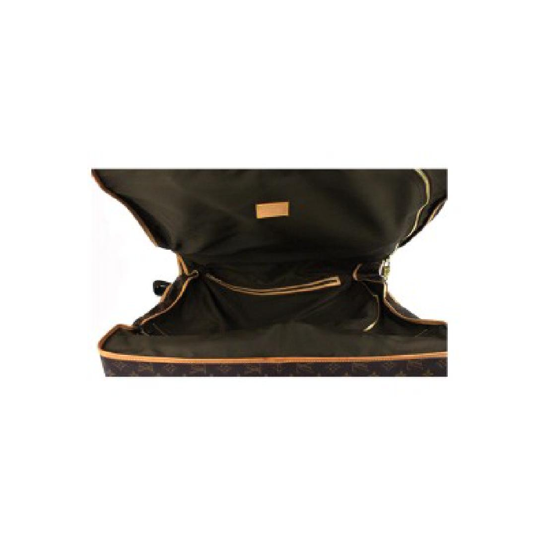 Louis Vuitton Travel Garment Bag Monogram - 7