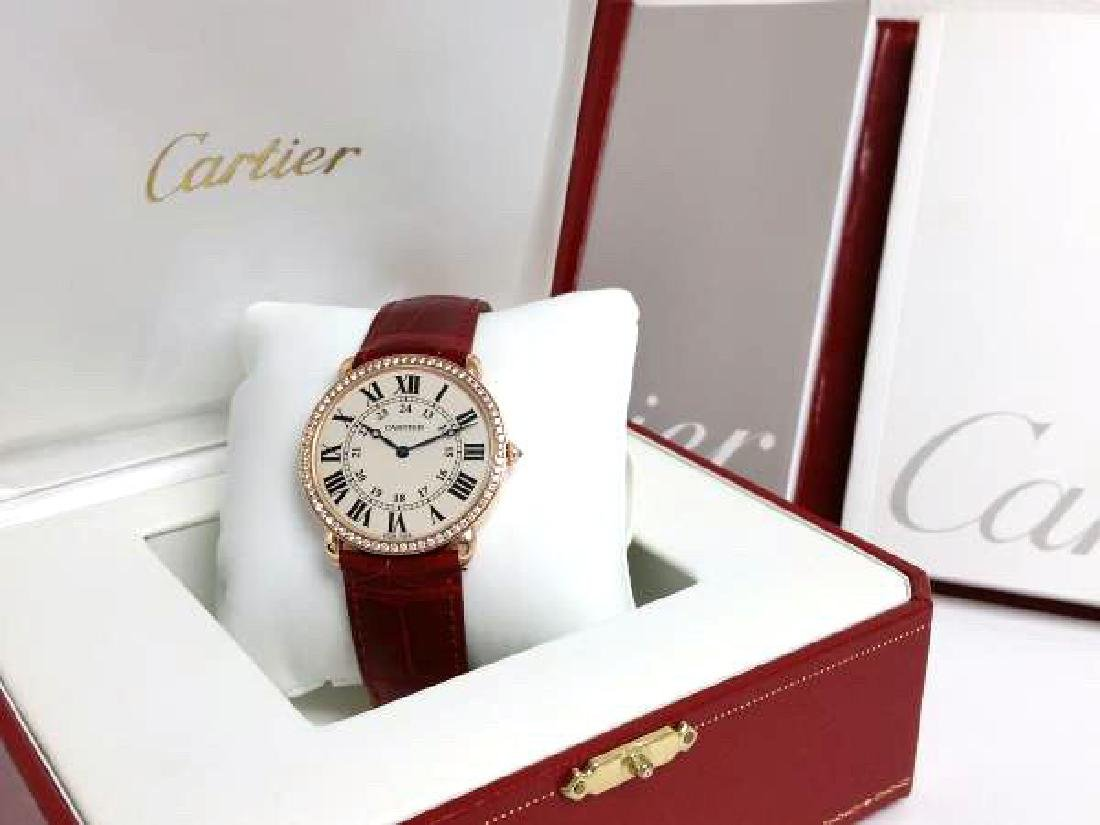 CARTIER WATCH LOUIS RONDE 36 de CARTIER