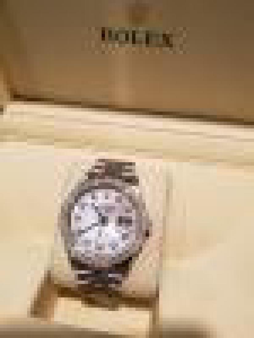 Rolex Ladies Datejust Pearl & Diamond 31mm