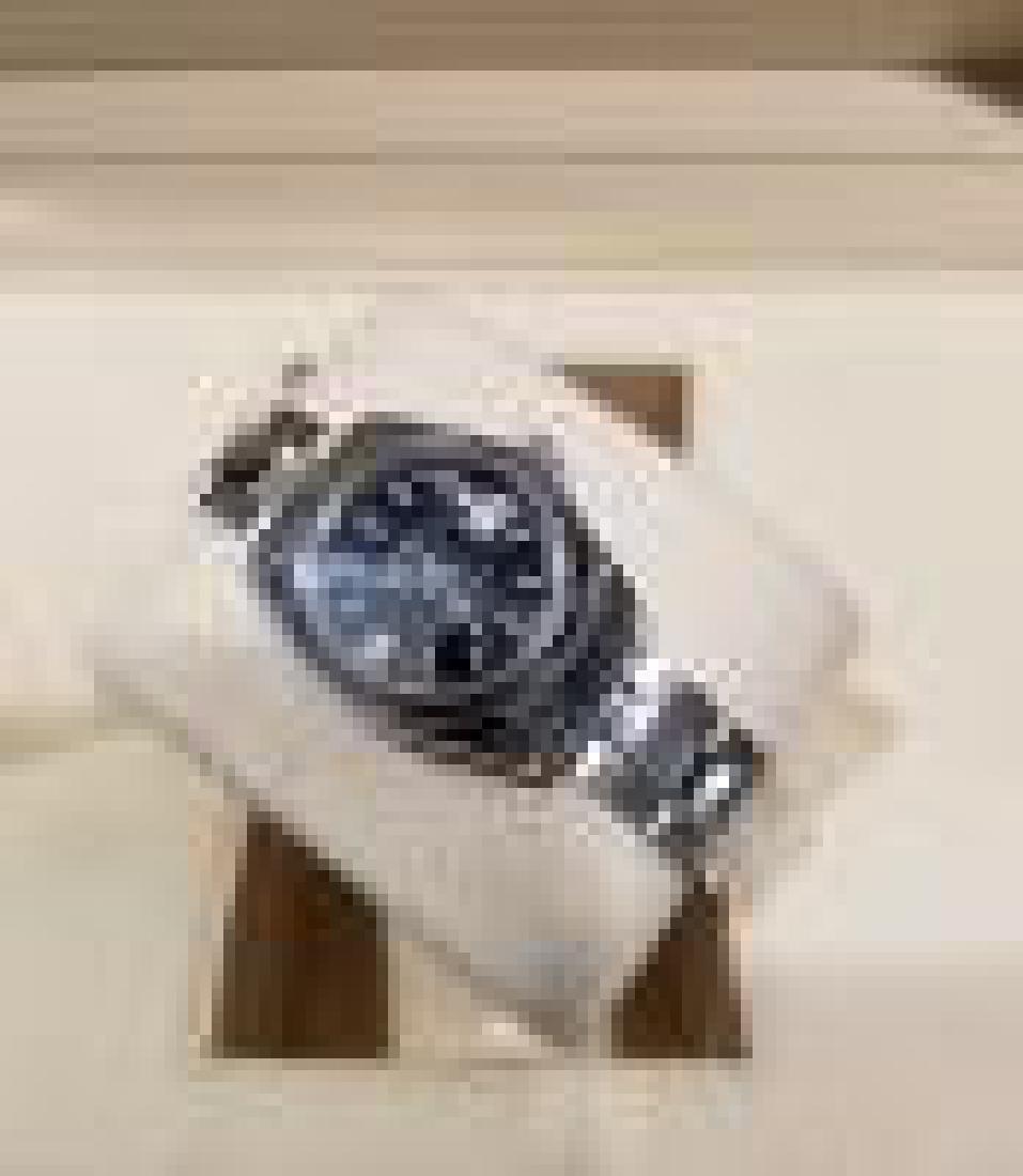 Rolex Ladies Datejust 26mm Black Dial S/S