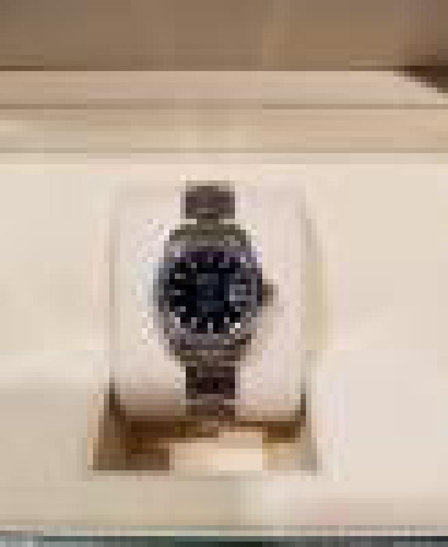 Rolex Ladies Datejust 26mm Black Dial S/S - 2