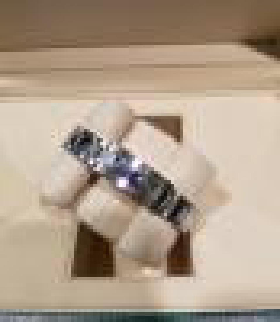 Rolex Ladies Datejust 26mm Black Dial S/S - 3