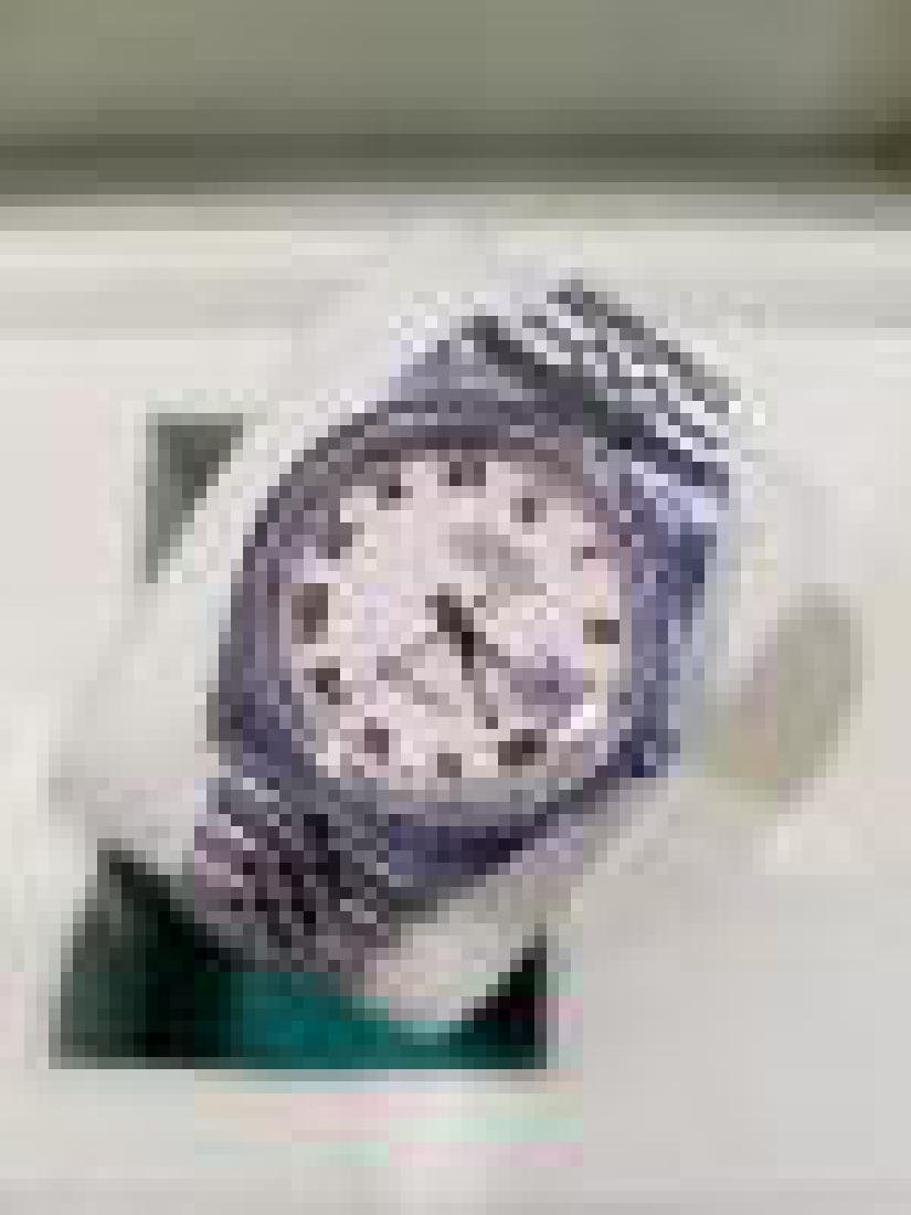 Rolex Mens Datejust 36mm in S/S 16234