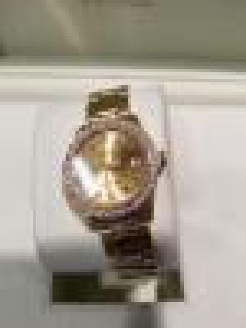 Rolex Datejust Watch 31mm in 18K Gold with Diamonds