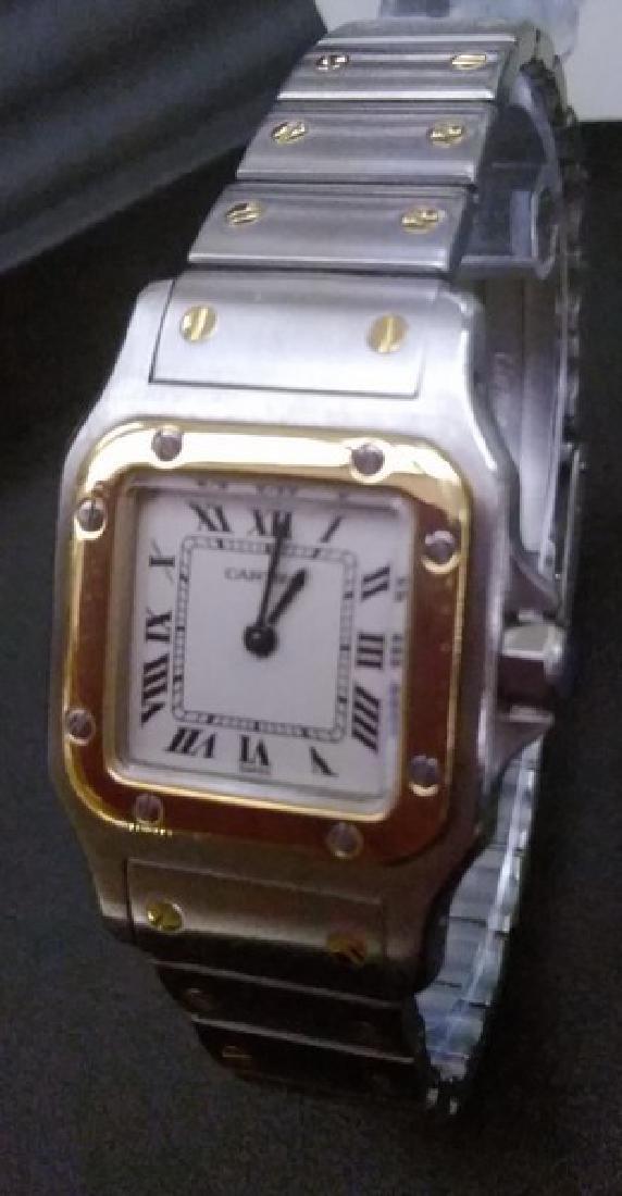 Cartier Santos Watch - 3