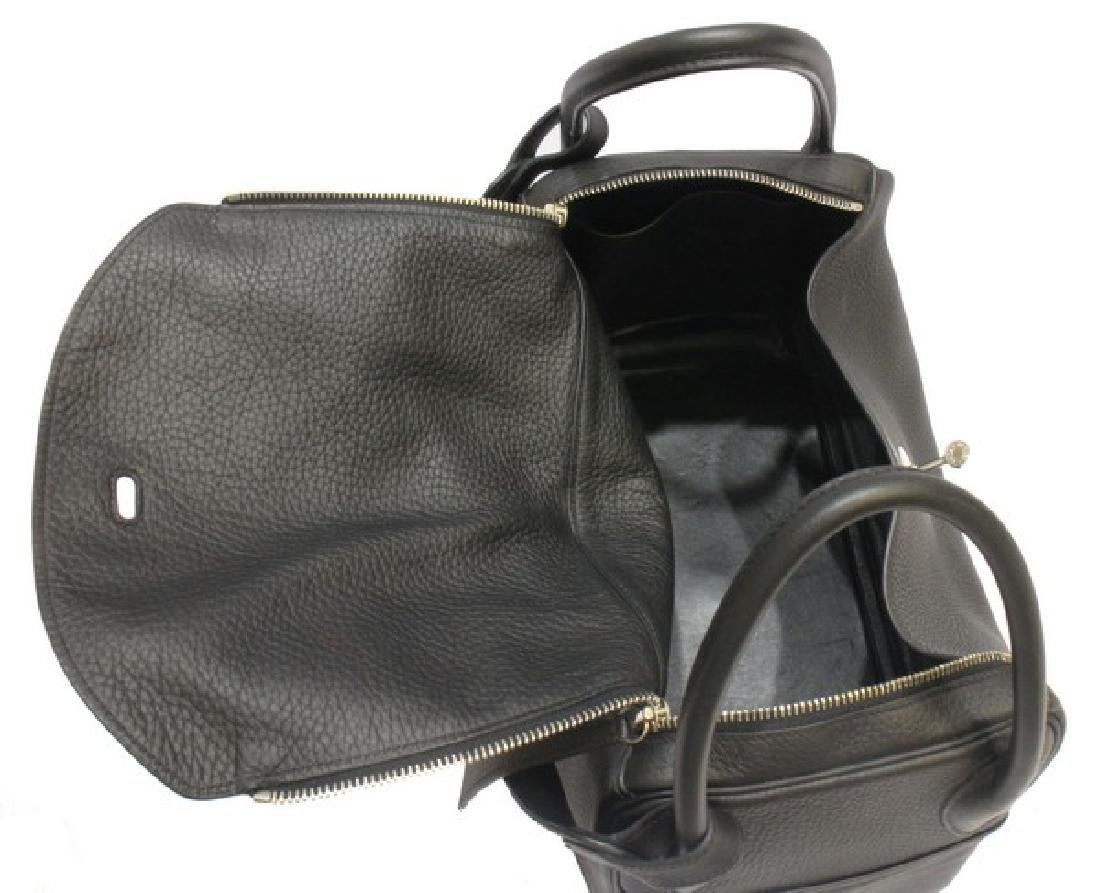 100% Authentic Luxury Brand: Hermes Black Lindy 34 - 10