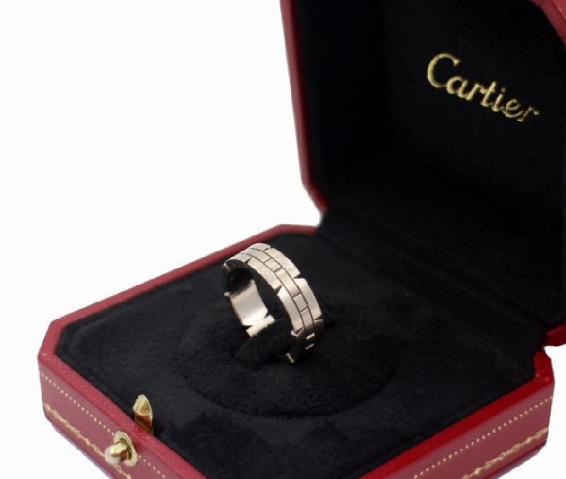 Cartier Tank Francaise Ring