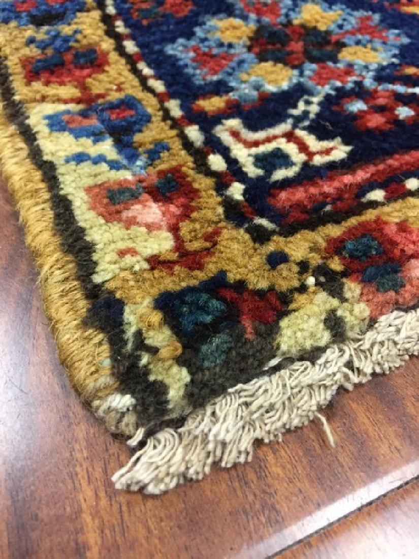 Antique Persian Heriz Rug #590 - 3
