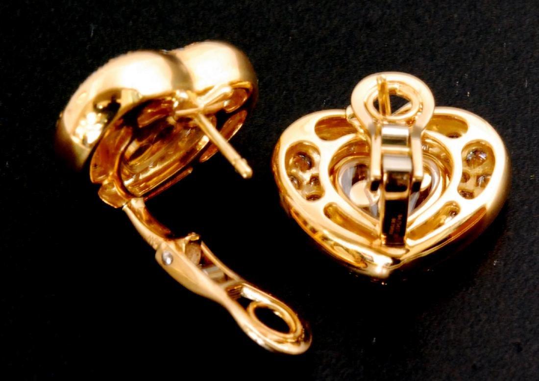Chopard Diamond Jewelry Set Certifiedby GLA - 4