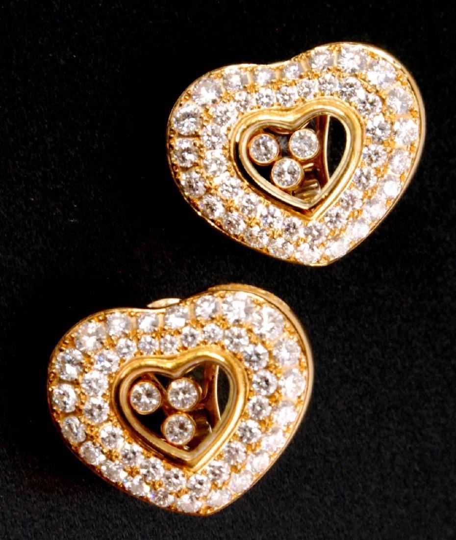 Chopard Diamond Jewelry Set Certifiedby GLA - 5