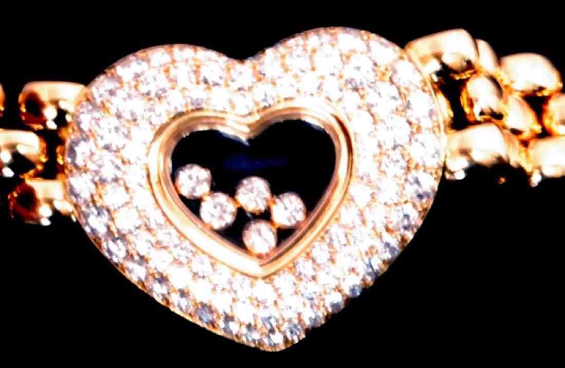 Chopard Diamond Jewelry Set Certifiedby GLA - 9