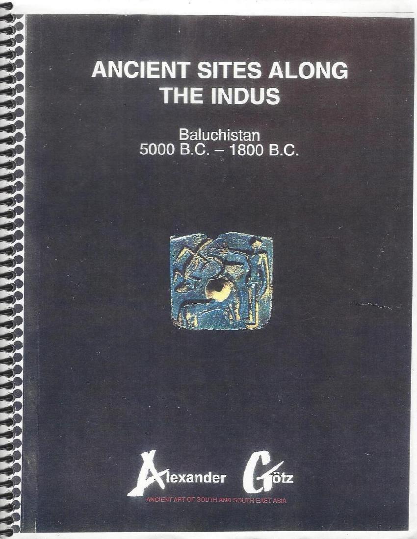 "Indus Valley Ceramic Vessel (genuine artifact) 12"" - 2"
