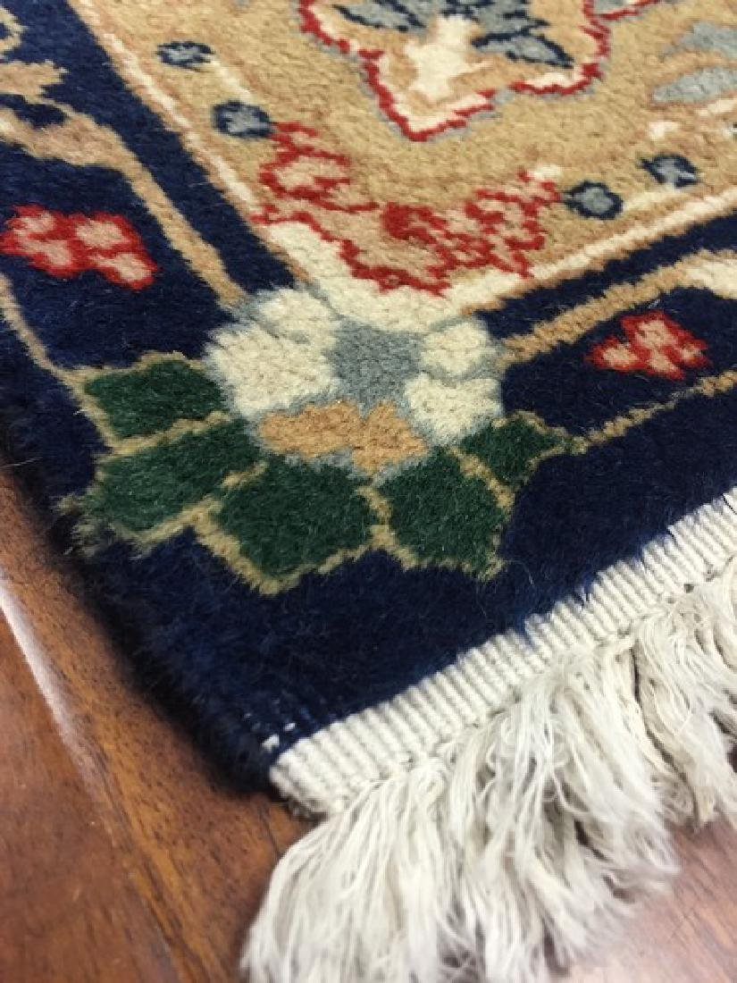 Fine Chimo Rug with Persian Design #569 - 3