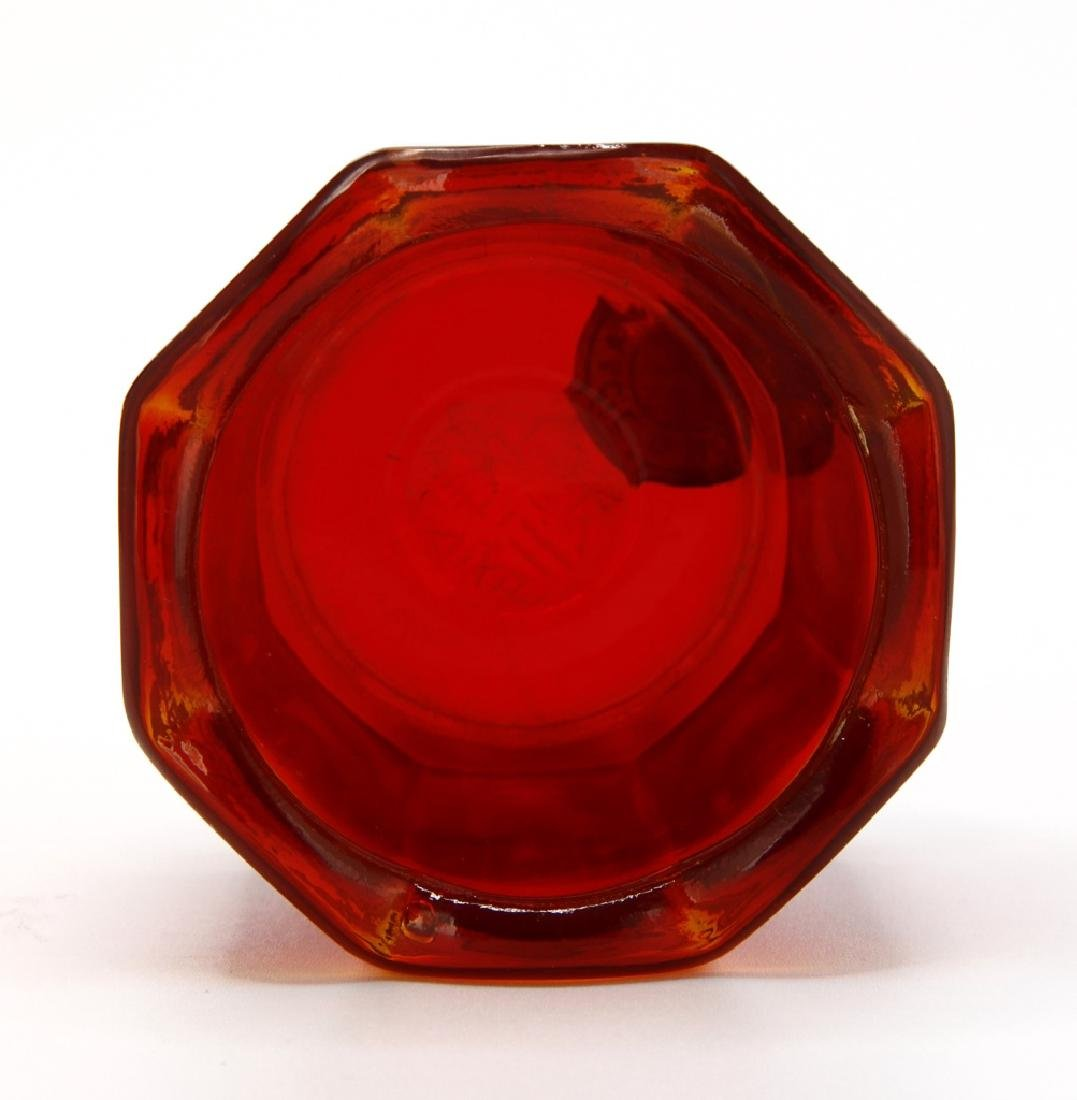 Chinese Ruby Red Glass Wine Cup, Chien-lung - 3