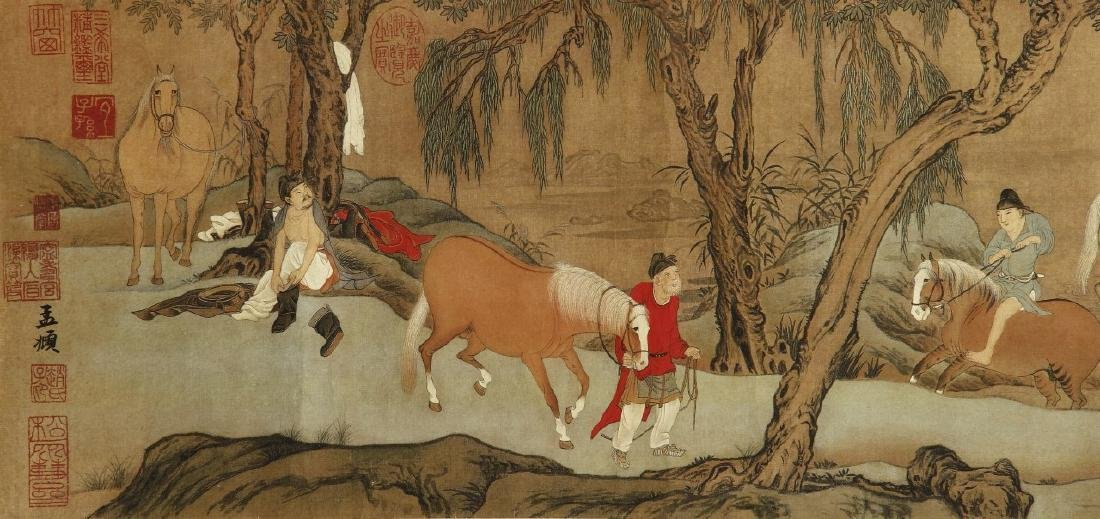 Chinese Classic Handscroll - 5
