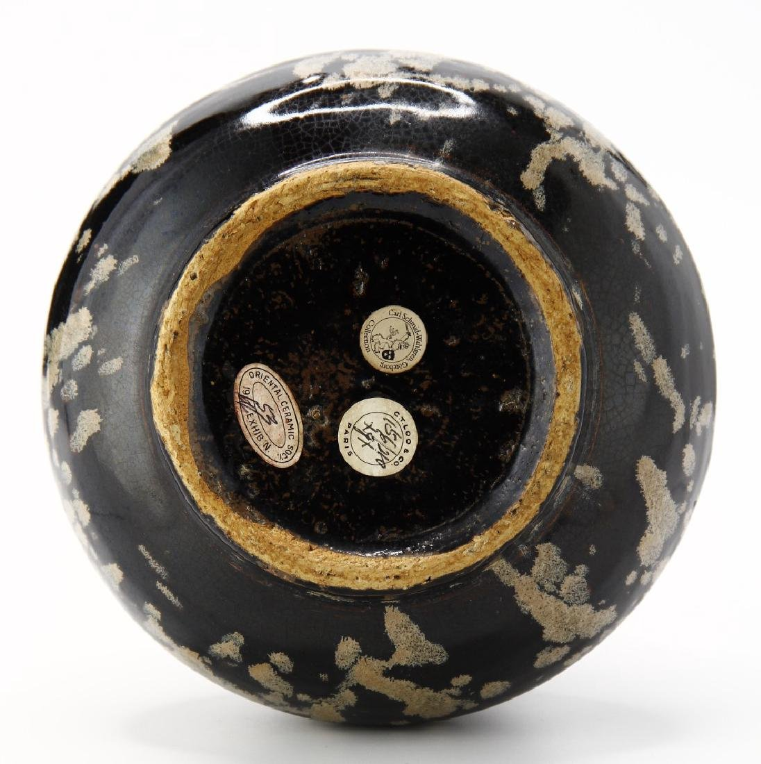 Chinese Chi-Chou Garlic Head Vase - 9