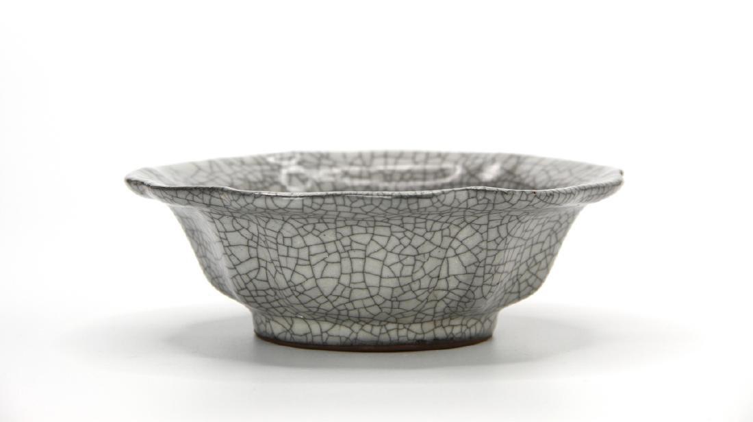 Guan-Type Lotus Bowl