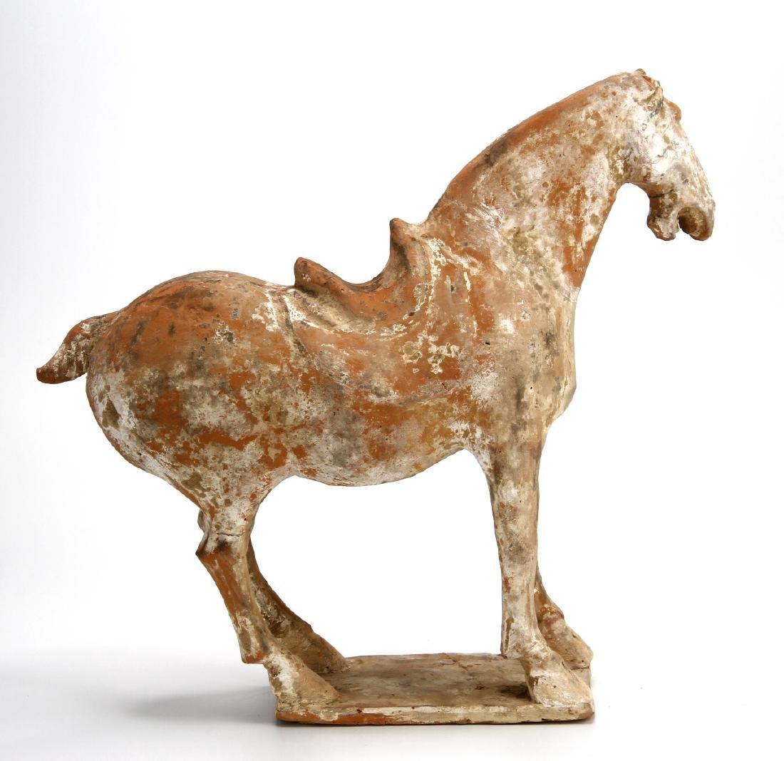 Han Pottery Horse - 3