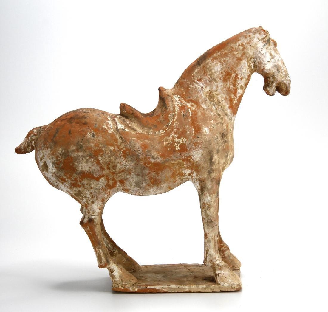 Han Pottery Horse - 4