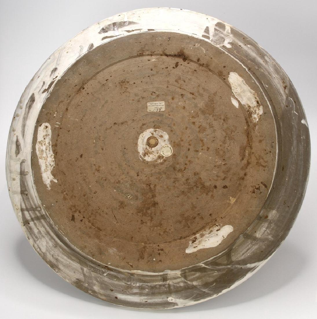 Large T'su-Chou Sagraffiato Dish - 4