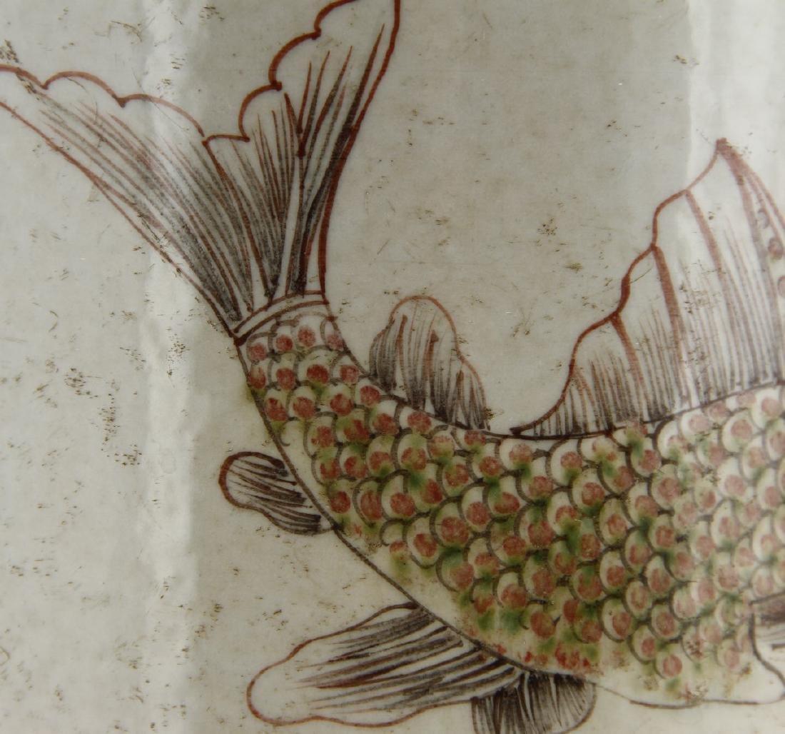 Chinese Peachbloom Brushpot, Early Ching - 5