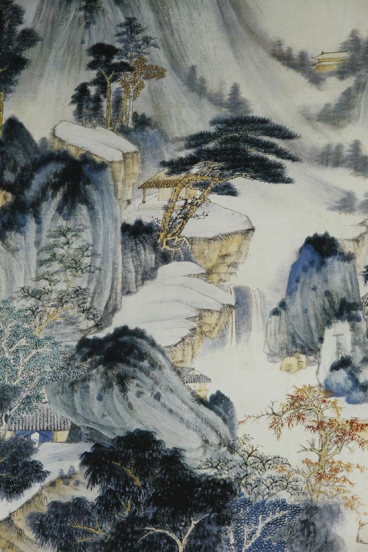 Chinese Mountain Landscape - 2