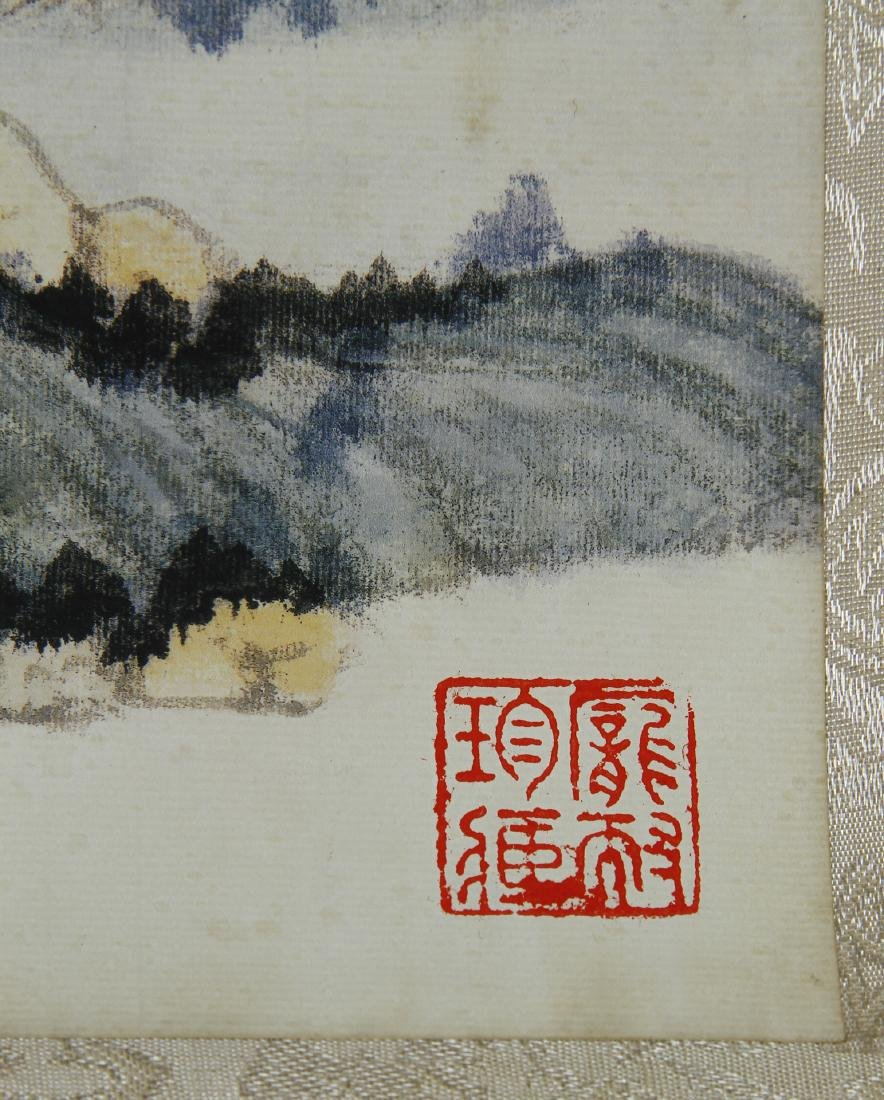 Chinese Mountain Landscape - 3