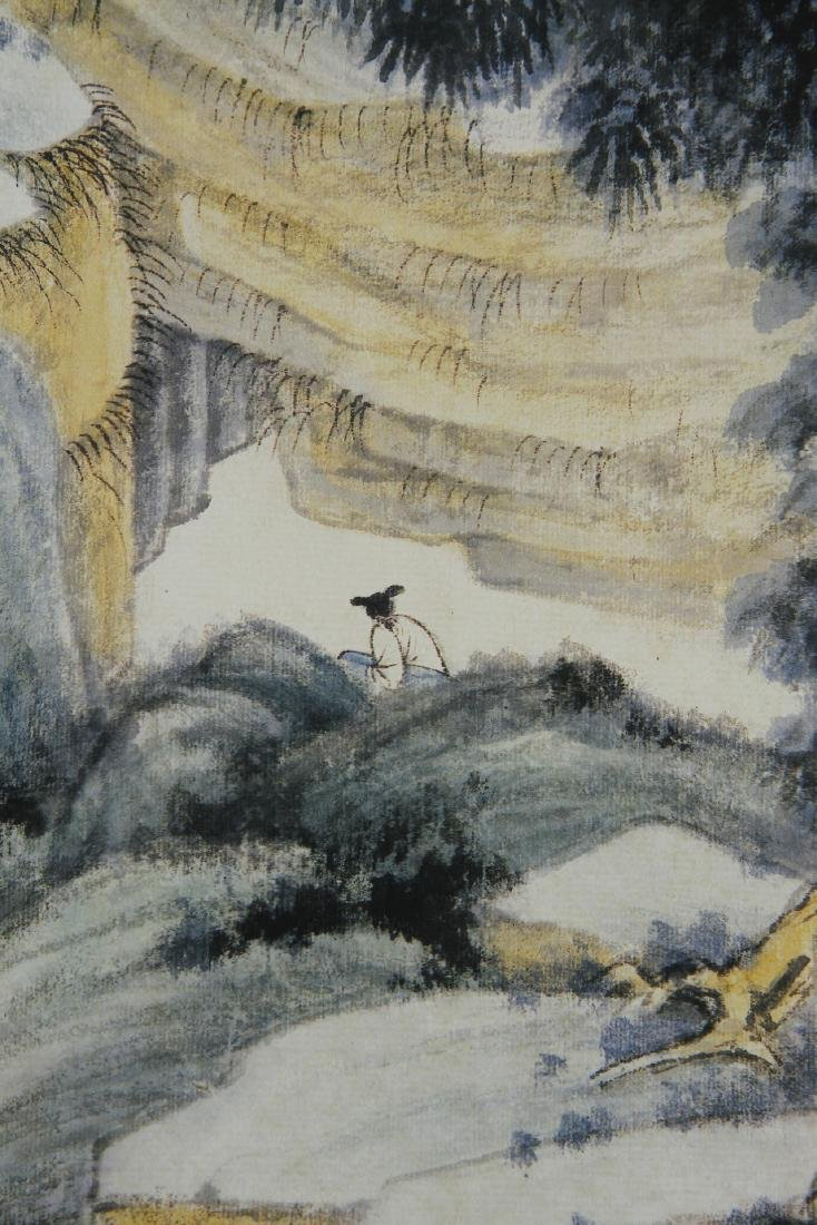 Chinese Mountain Landscape - 4