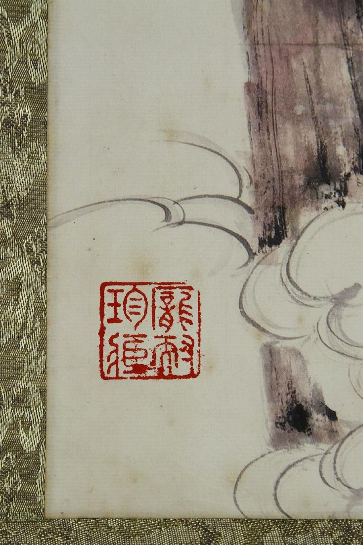 Chinese Hanging Scroll - 3
