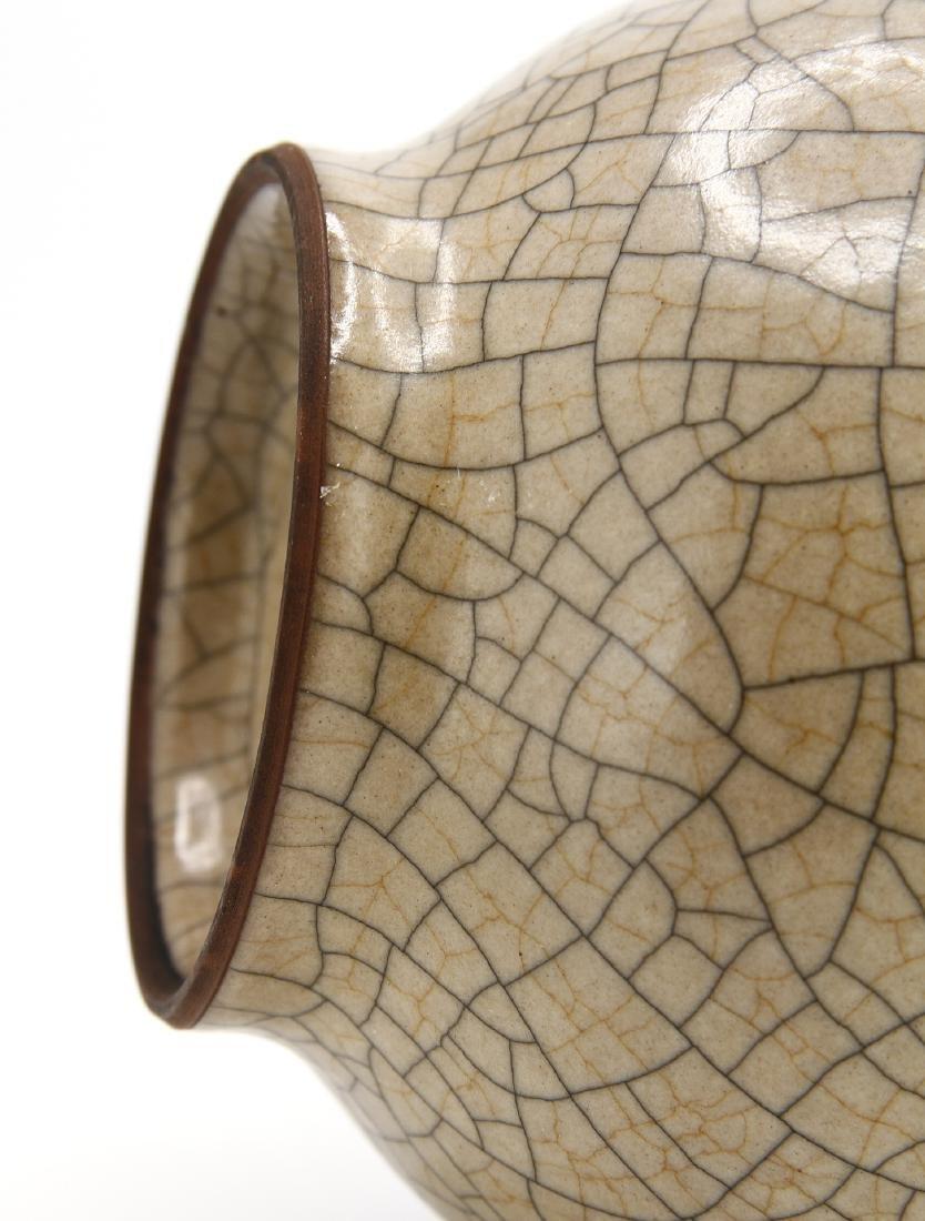 Rare Ko Ware Yuhuchun Vase - 10