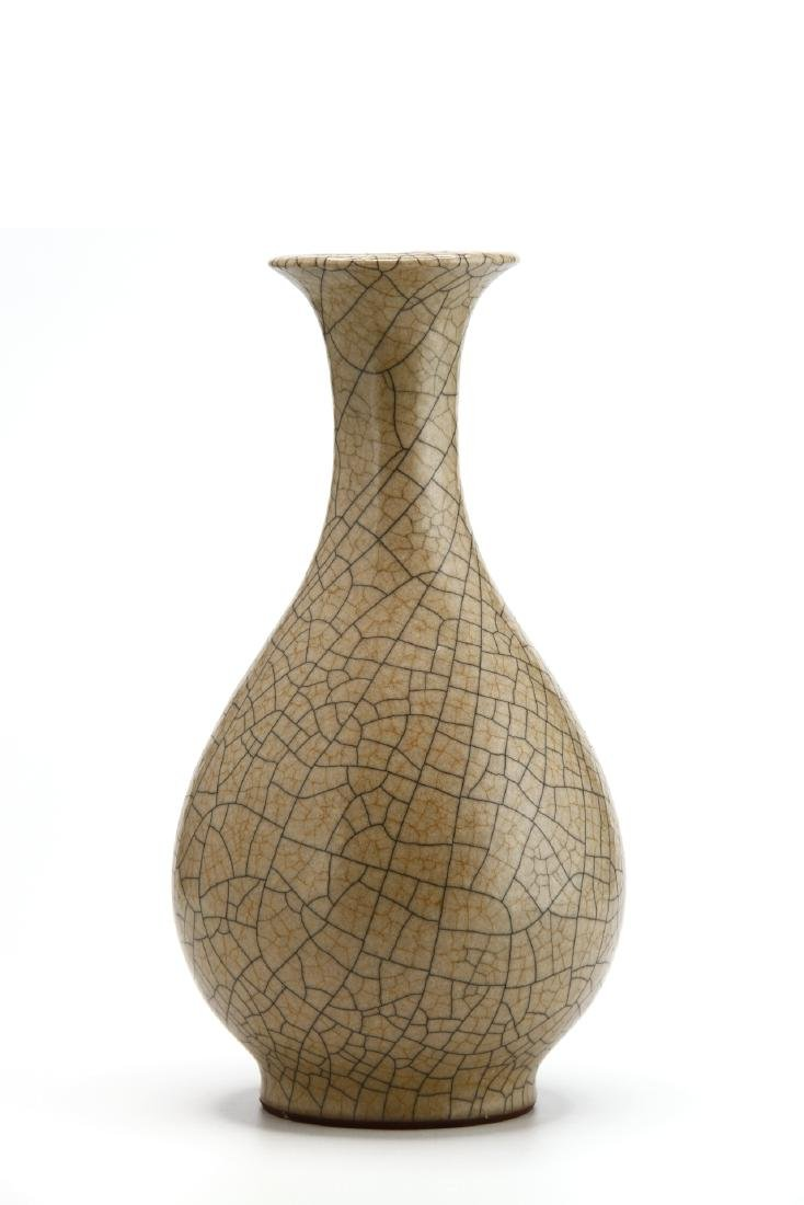 Rare Ko Ware Yuhuchun Vase