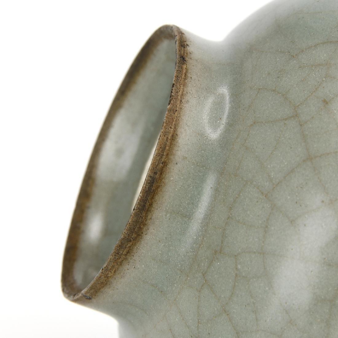 Lungchuan Guan-Type Arrow Vase - 10