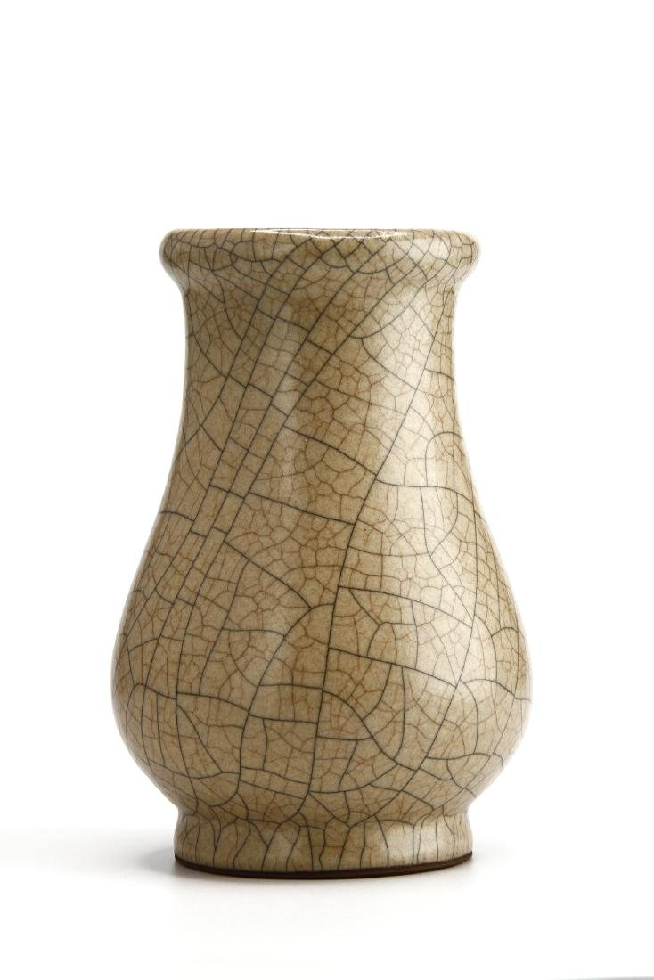 "Ko-Ware Archaistic ""Hu"" Vase"