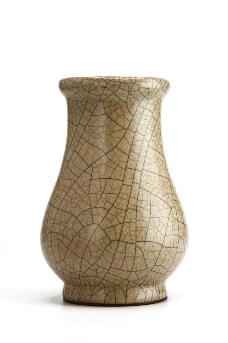 "Ko-Ware Archaistic ""Hu"" Vase - 3"