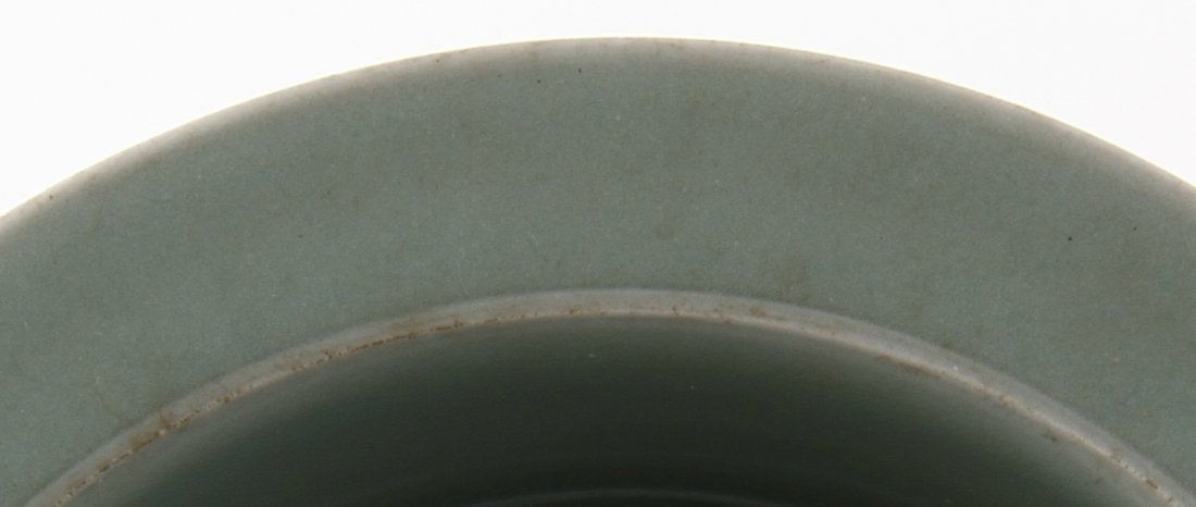 Rare Lungchuan Celadon Brushwasher - 10