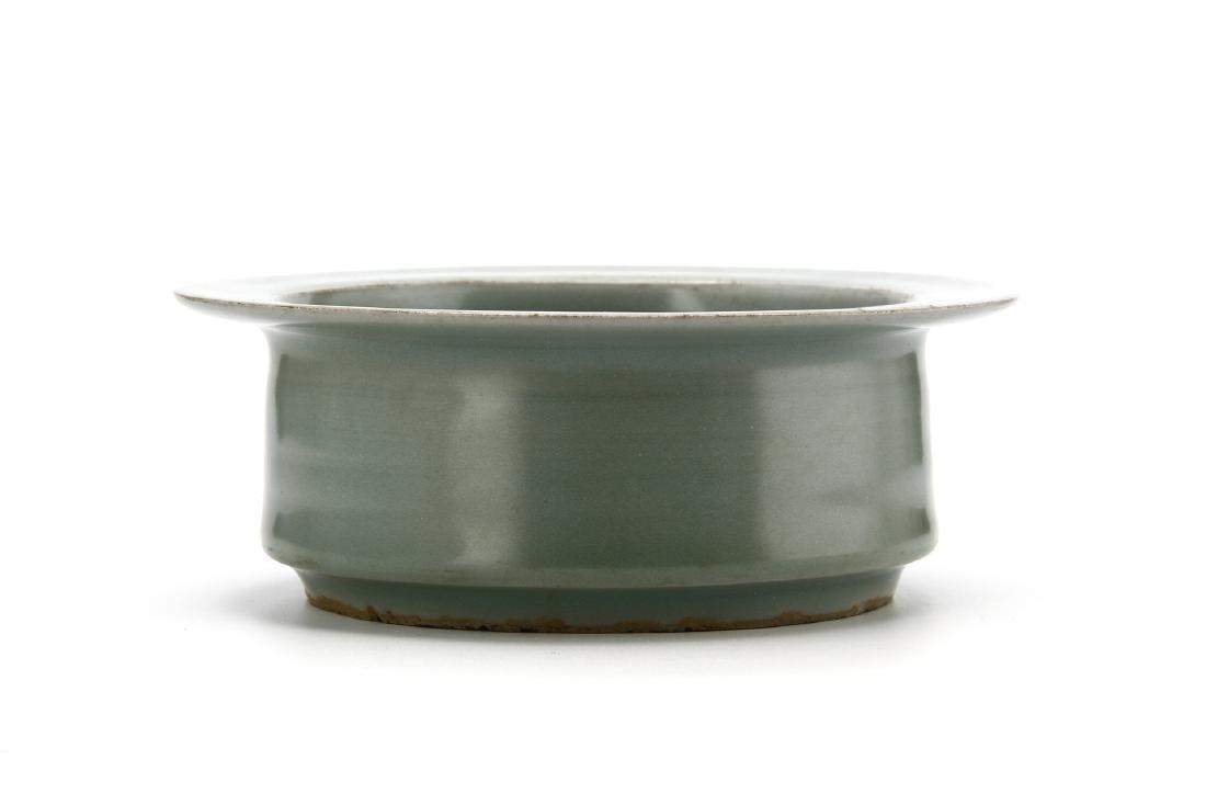 Rare Lungchuan Celadon Brushwasher