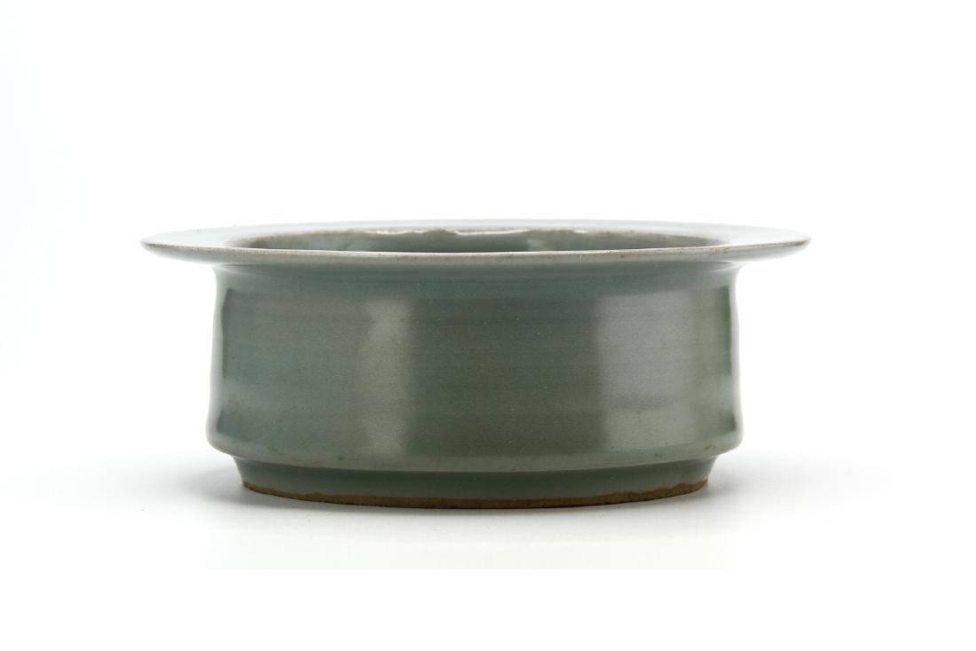 Rare Lungchuan Celadon Brushwasher - 2