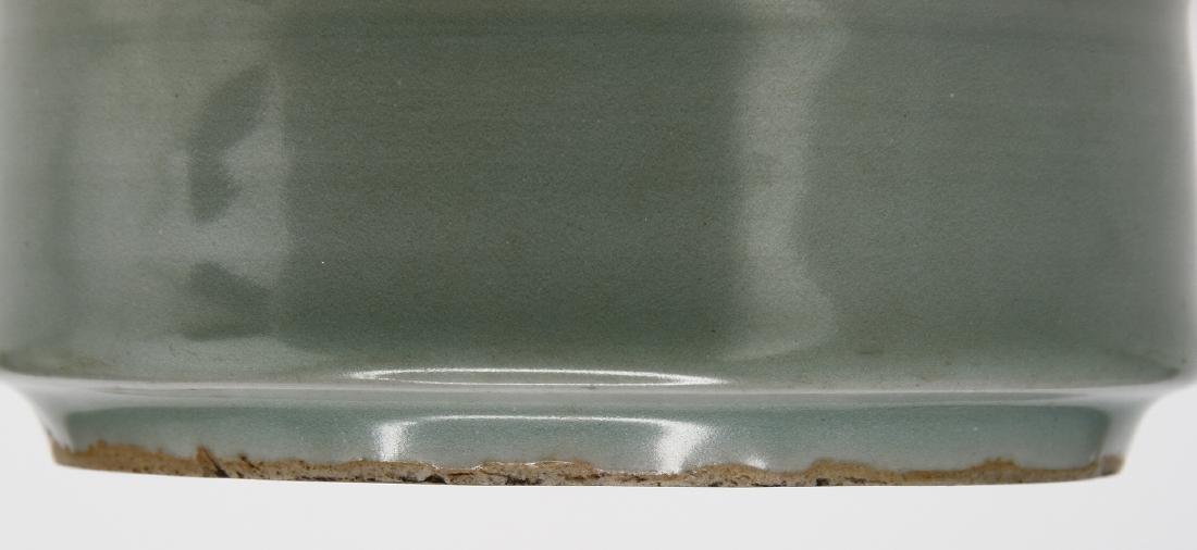 Rare Lungchuan Celadon Brushwasher - 6