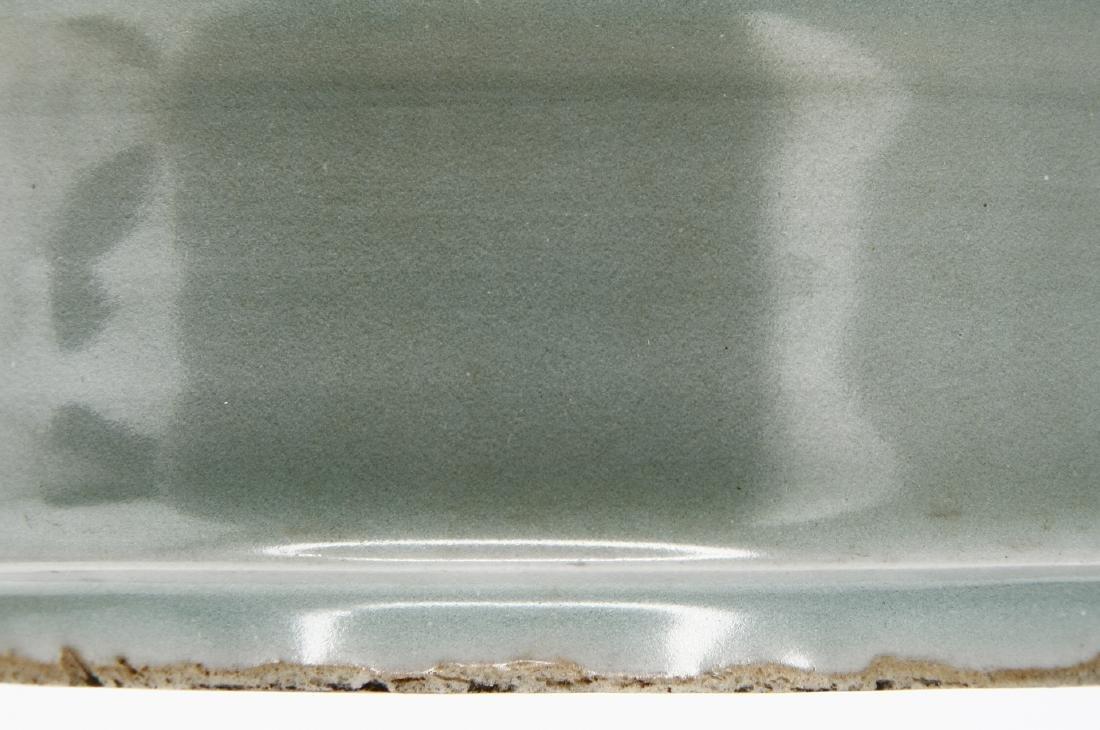 Rare Lungchuan Celadon Brushwasher - 7