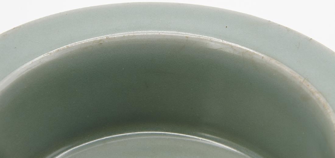 Rare Lungchuan Celadon Brushwasher - 8