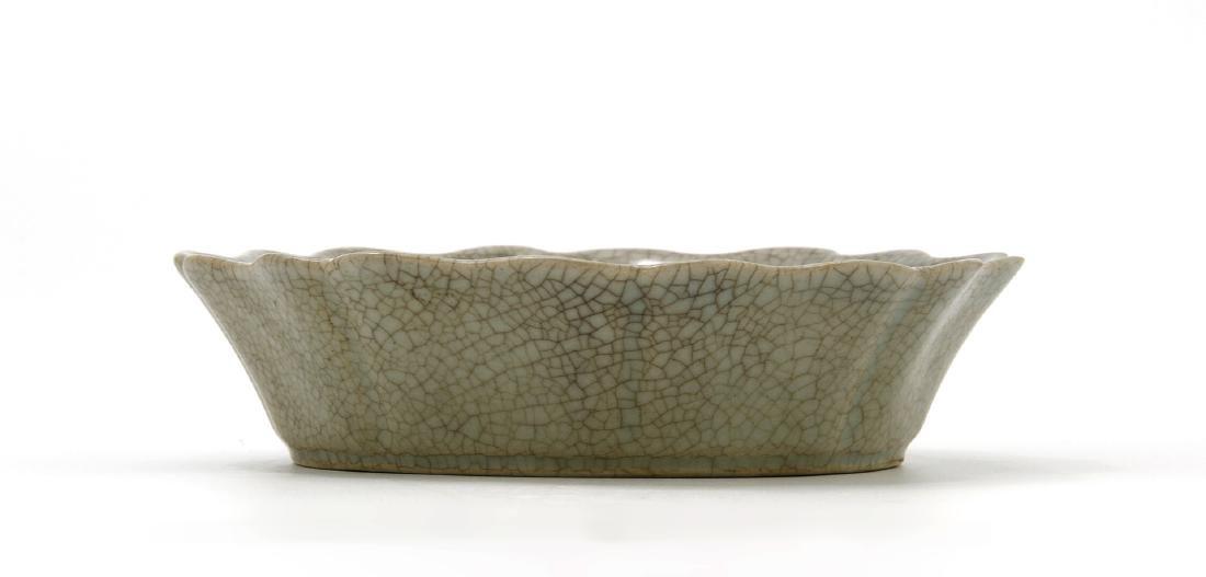 Rare Guan-Type Mallow-Form Brushwasher - 2
